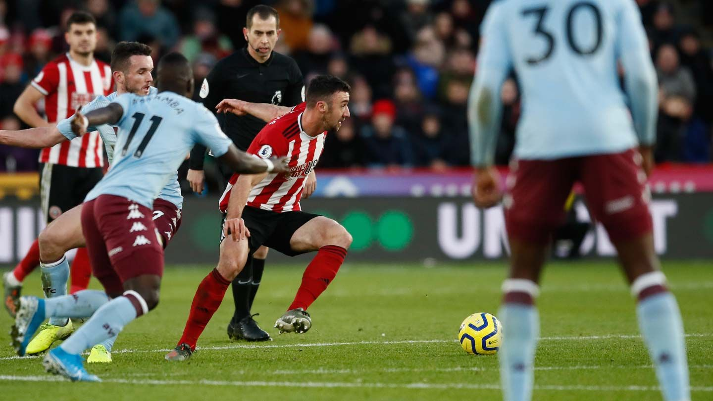 Villa clash as tough as they come, says boss