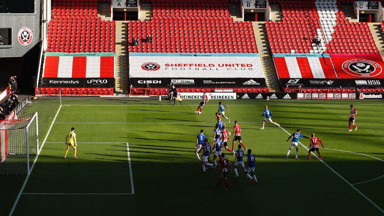 Blades 0-1 Everton - full match replay