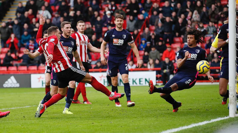 Blades 2-1 Bournemouth - full match replay