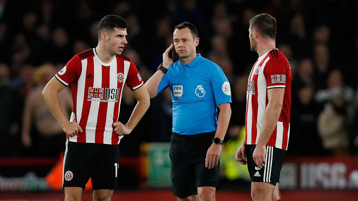 Wilder reflects on VAR use