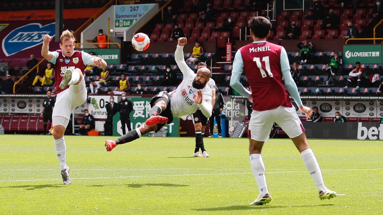 Burnley 1-1 Blades - report
