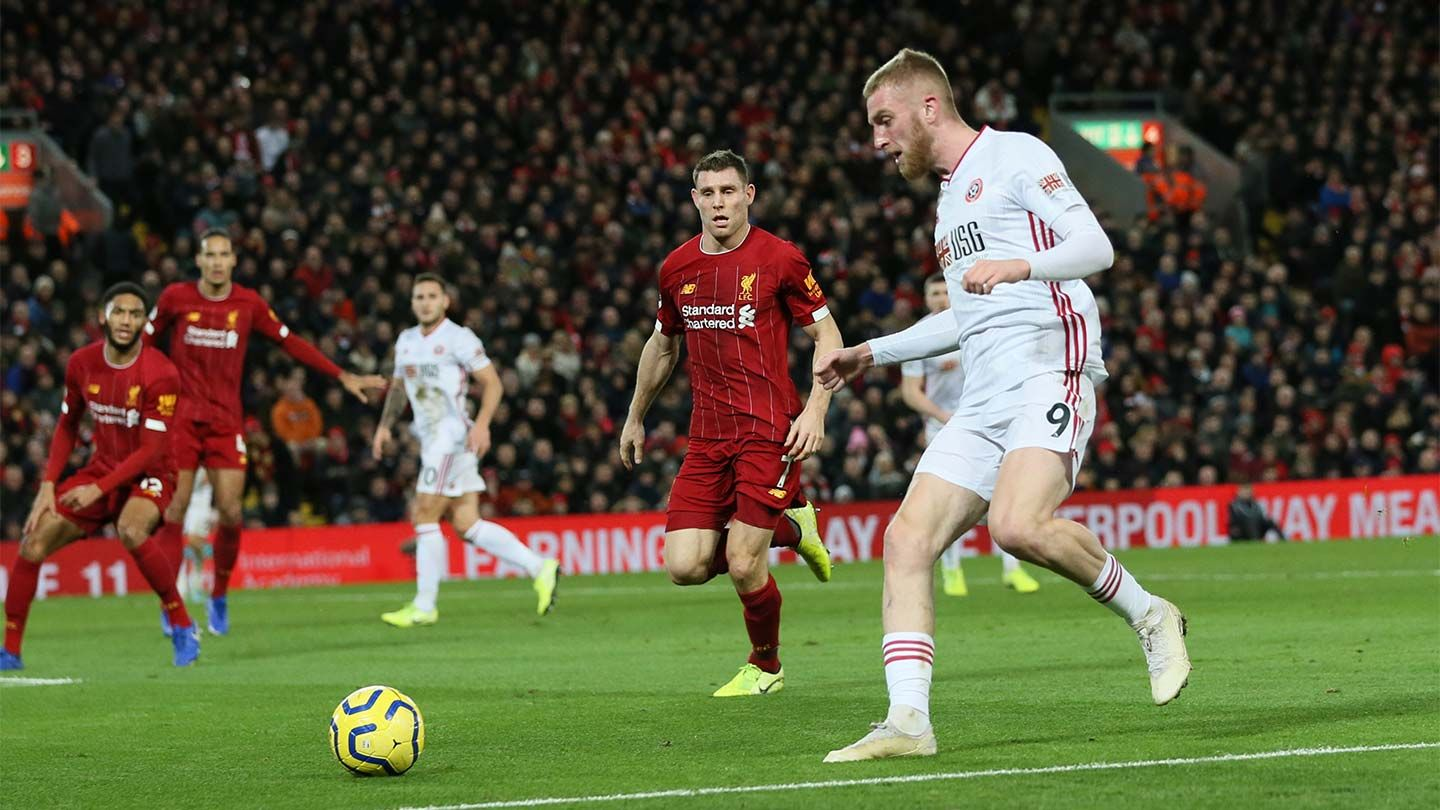 Liverpool 2-0 Blades - full match replay