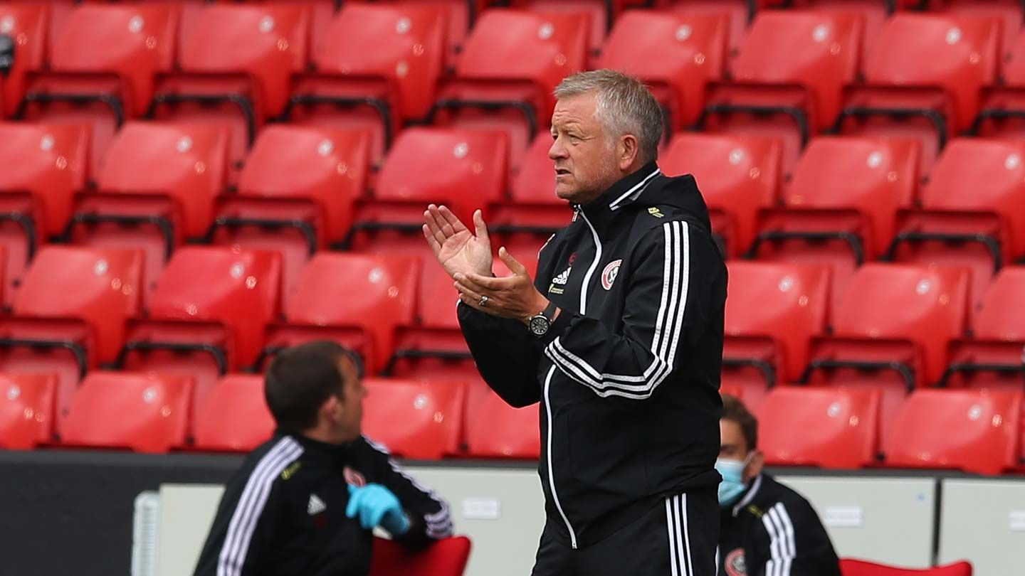 Wilder praise for 'committed' Blades