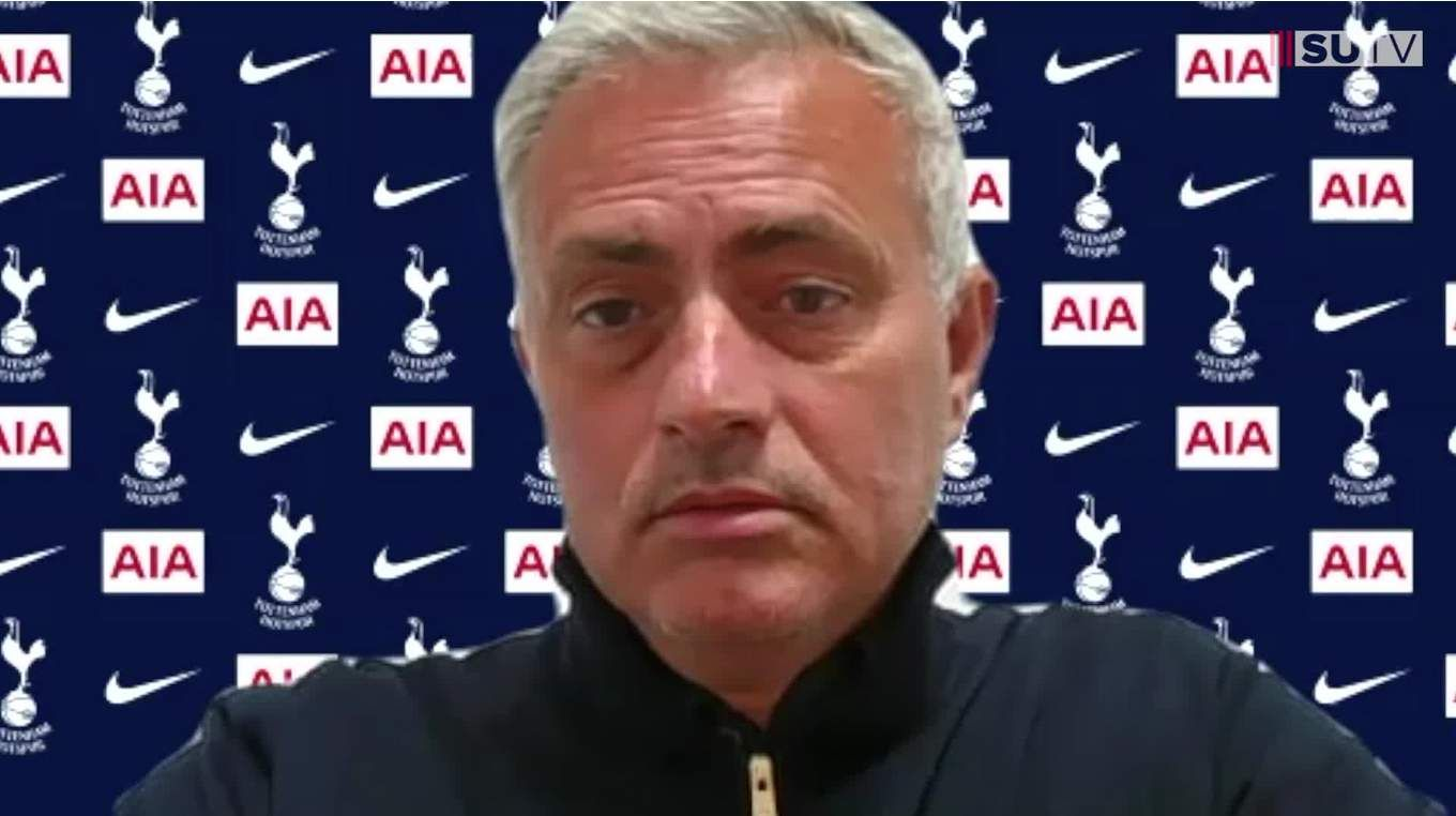 José Mourinho's post-match press conference