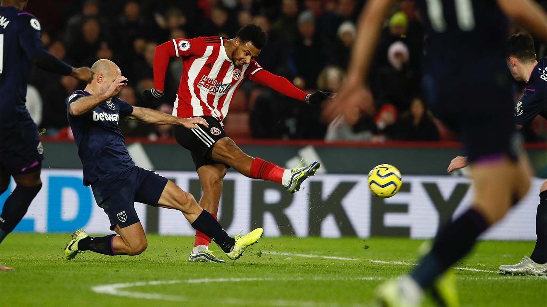 Blades 1-0 West Ham - full match replay