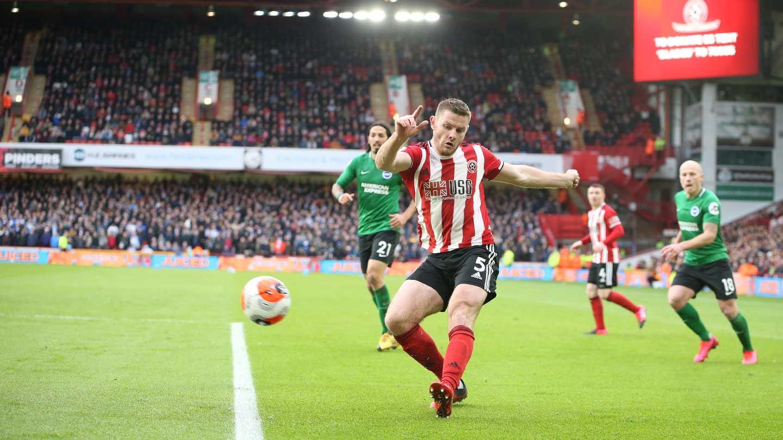 Blades 1-1 Brighton - report