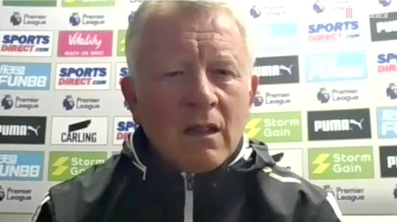 Chris Wilder's full Newcastle post-match