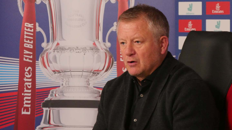 Wilder eyes further cup progression