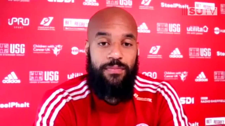 David McGoldrick's pre-match press conference