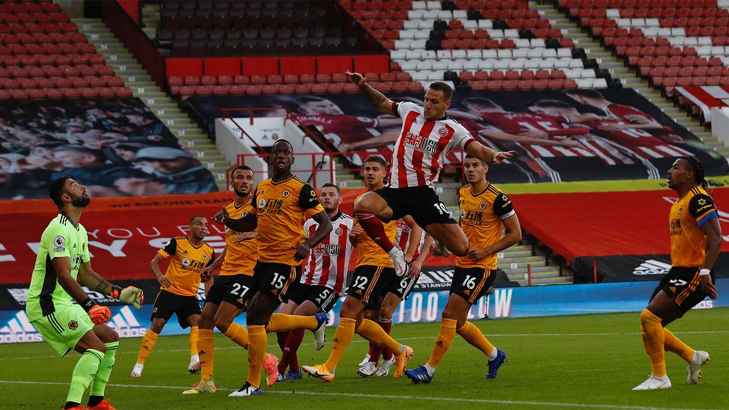 Blades 0-2 Wolves - full match replay