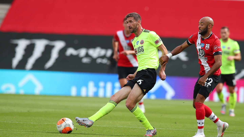 Southampton 3-1 Blades - full match replay