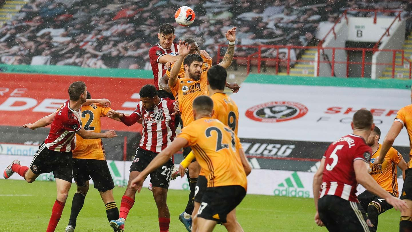Blades 1-0 Wolves - full match replay