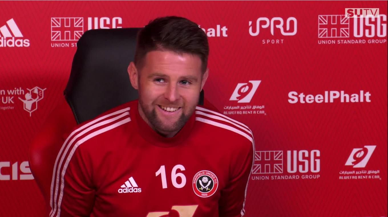 Ollie Norwood's pre-match press conference