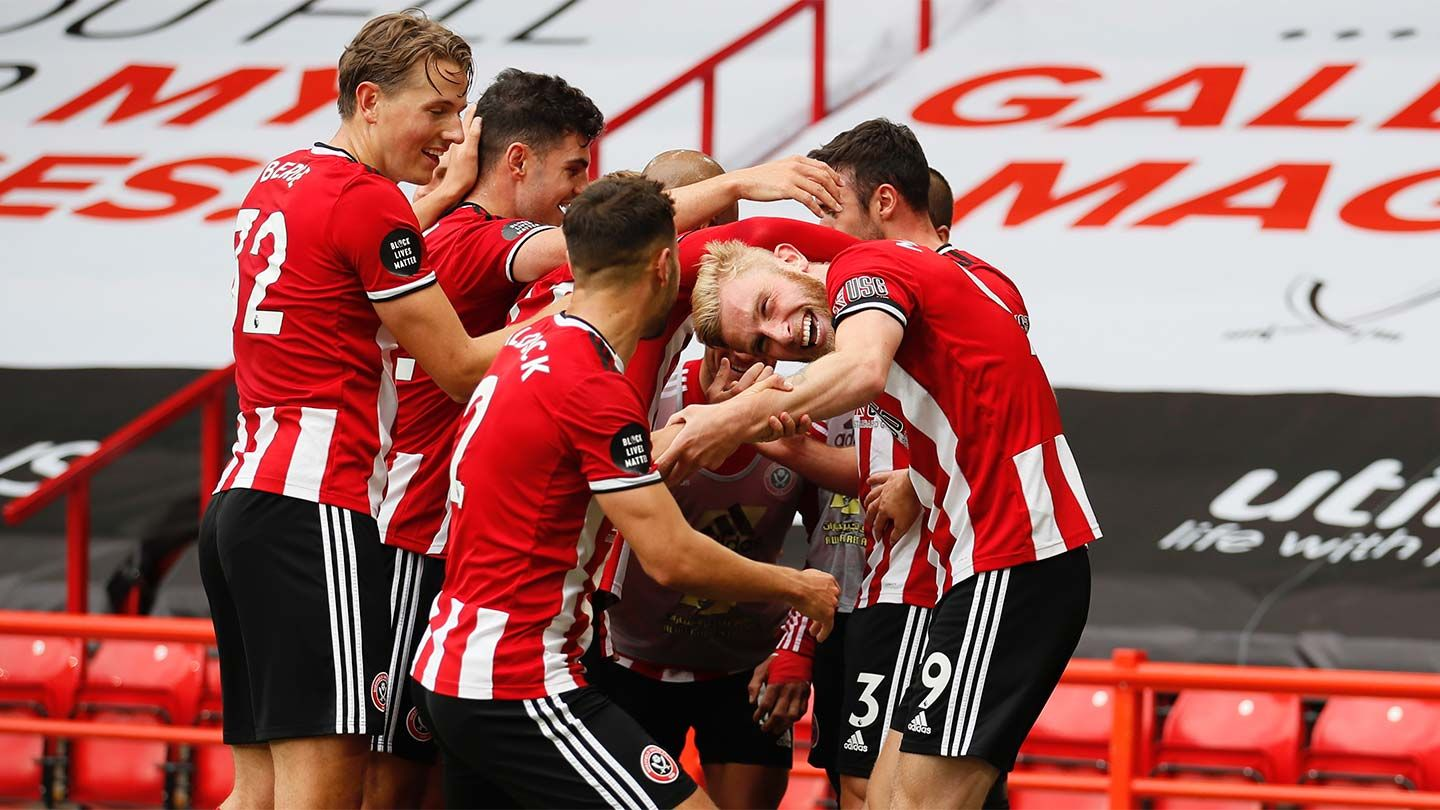 Blades 3-0 Chelsea - full match replay