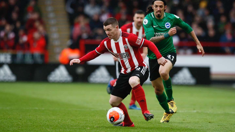 Fleck frustrated at Brighton draw