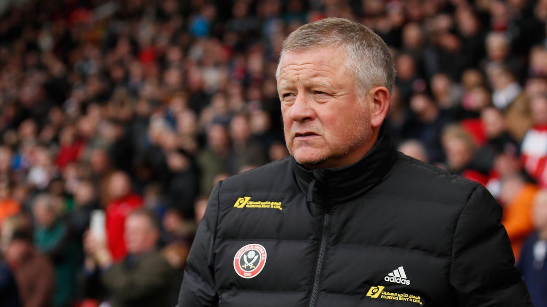 Wilder keen to push forward