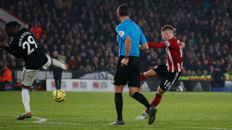 Old Trafford return excites Ollie