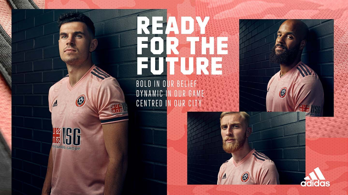 Sheffield United 2020/21 Away Kit - available now
