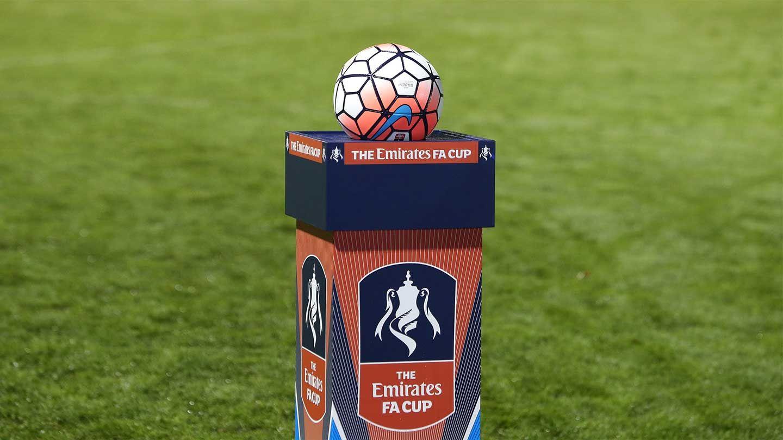 FA Cup set for restart