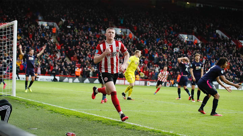 Blades 2-1 Bournemouth - report