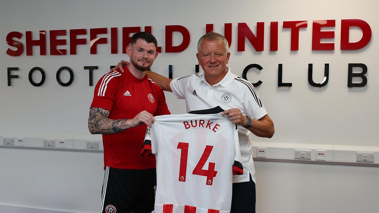 Wilder's delight at Burke addition