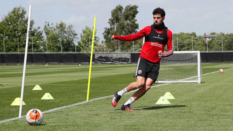 Boss on training ground protocols
