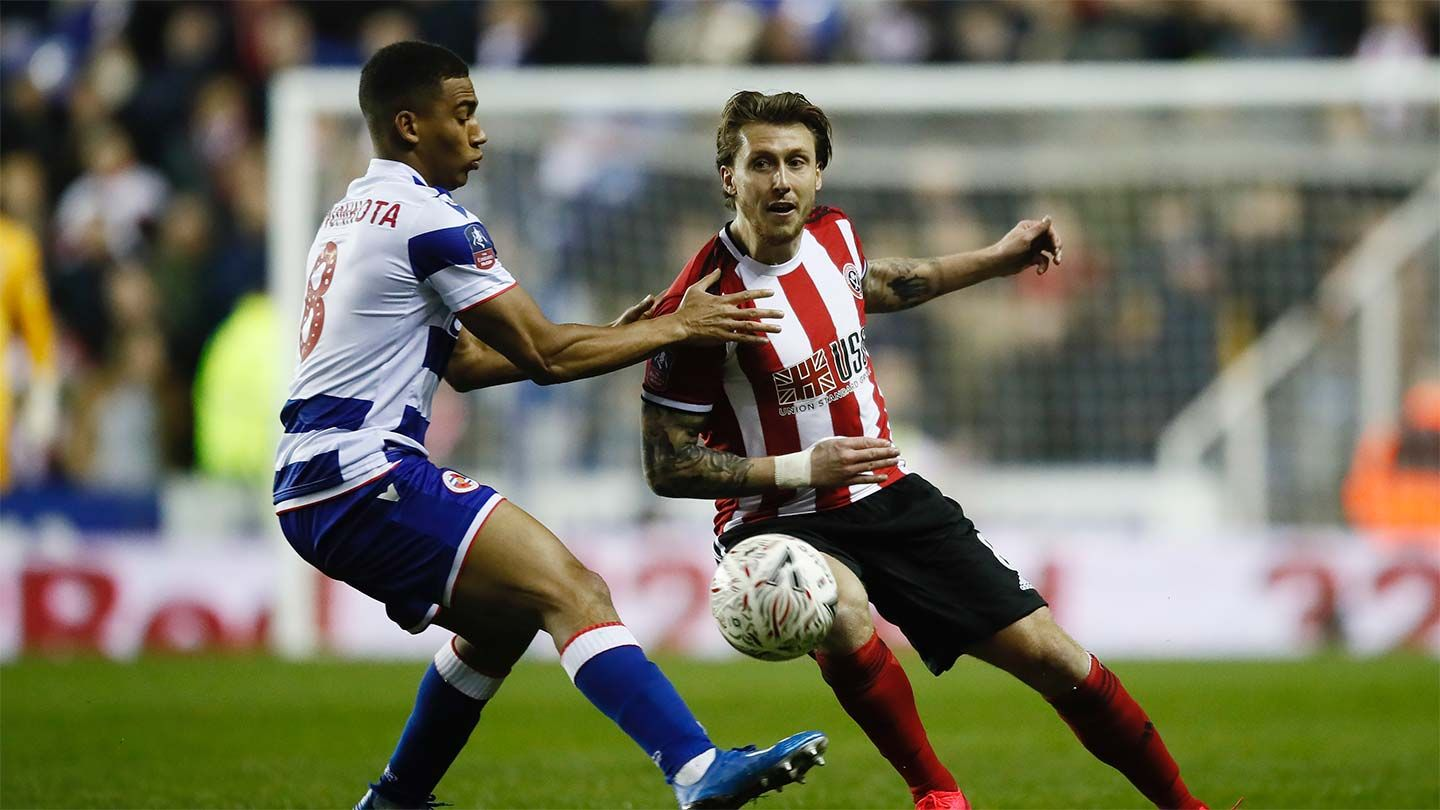 Reading 1-2 Blades - full match replay
