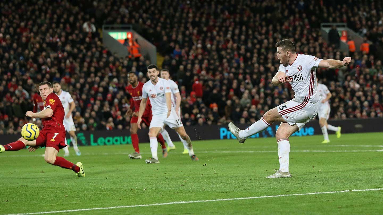 Liverpool 2-0 Blades - report