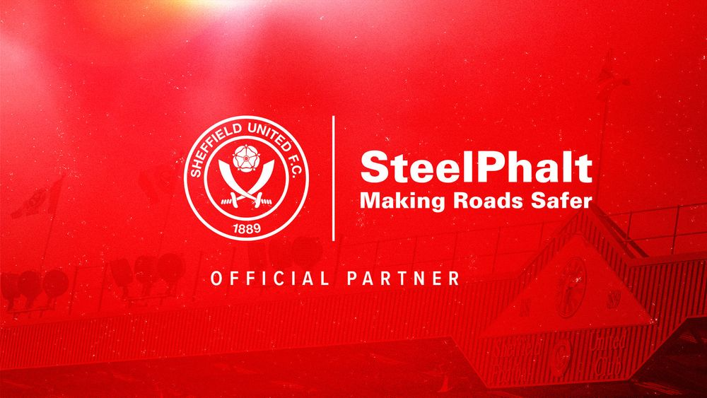 Sheffield United and SteelPhalt partnership continues